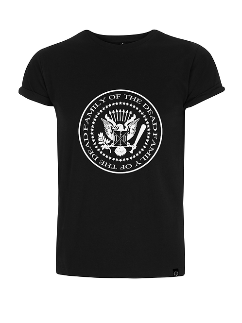 DEAD RAMONES - guys/unisex fitted shi
