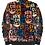 Thumbnail: SANTA CRUZ - bespoke unisex bomber jacket