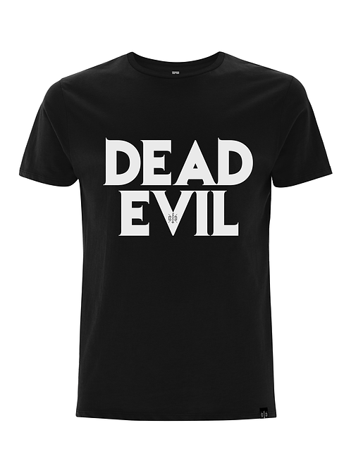 DEAD EVIL - guys/unisex fitted shirt