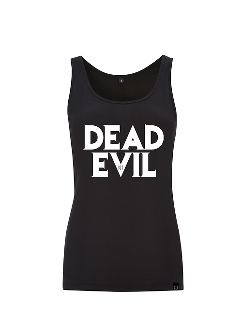 DEAD EVIL - ladies fitted vest