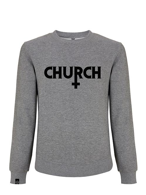 CHURCH - unisex sweater