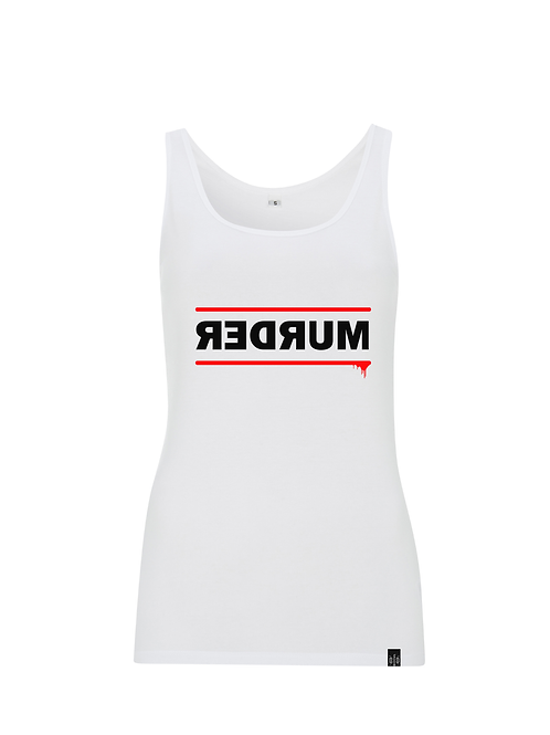 YOU SHOULD RUN - ladies fitted vest