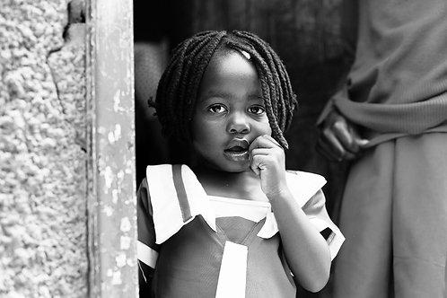 Simangele (A surprise in Zulu)