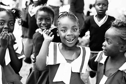 Njabulo (Happiness in Zulu)
