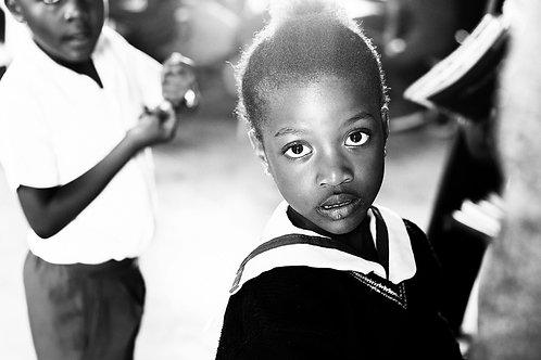 Lungile (The good one in Zulu)