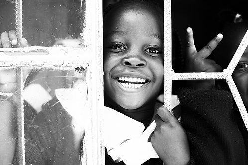 Bongani (Be grateful in Zulu)