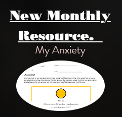 Taking a stand. (Free Resource!)