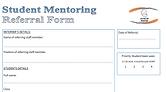 Student Mentoring referral Form.PNG
