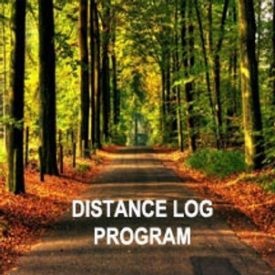 Register to Distance log program 2020