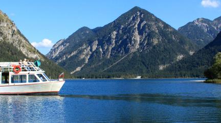 Schifffahrt Heiterwangersee