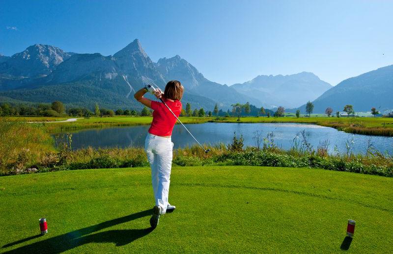 Golfplatz Lermoos