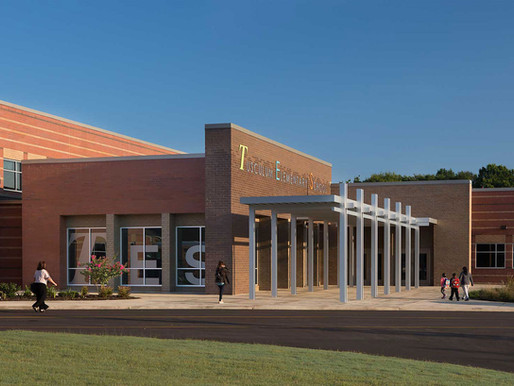 Tusculum Elementary Certified LEED Gold