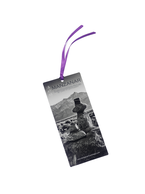 Peace Monument Bookmark