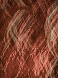 Cerussite 2 - Flame