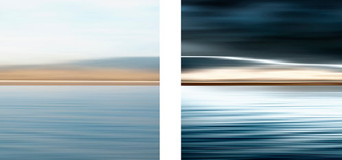 Light Cycle - Diptych