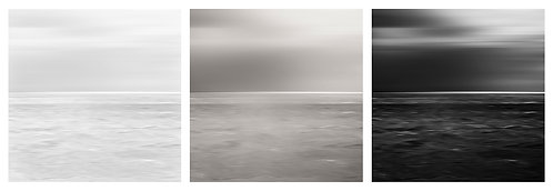 Transitory Seas - Triptych