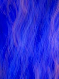 Tinzenite - Electric Blue