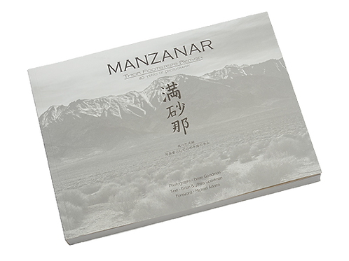 Manzanar: Their Footsteps Remain – Softcover Book
