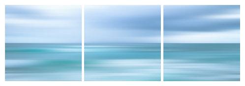 Ocean Blues - Triptych