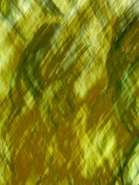 Cerussite - Golden