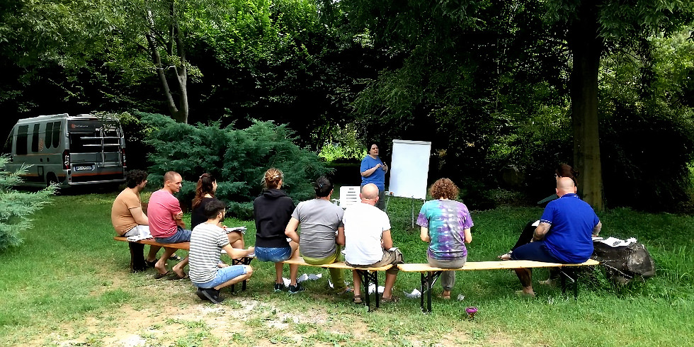 PDC 72h - Corso di progettazione in permacultura