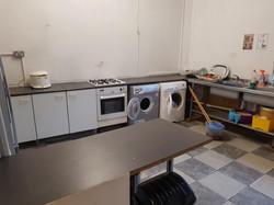 First Floor Hall - Kitchen