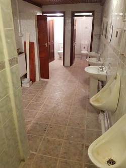 Ground Floor Hall - Men's Toilet