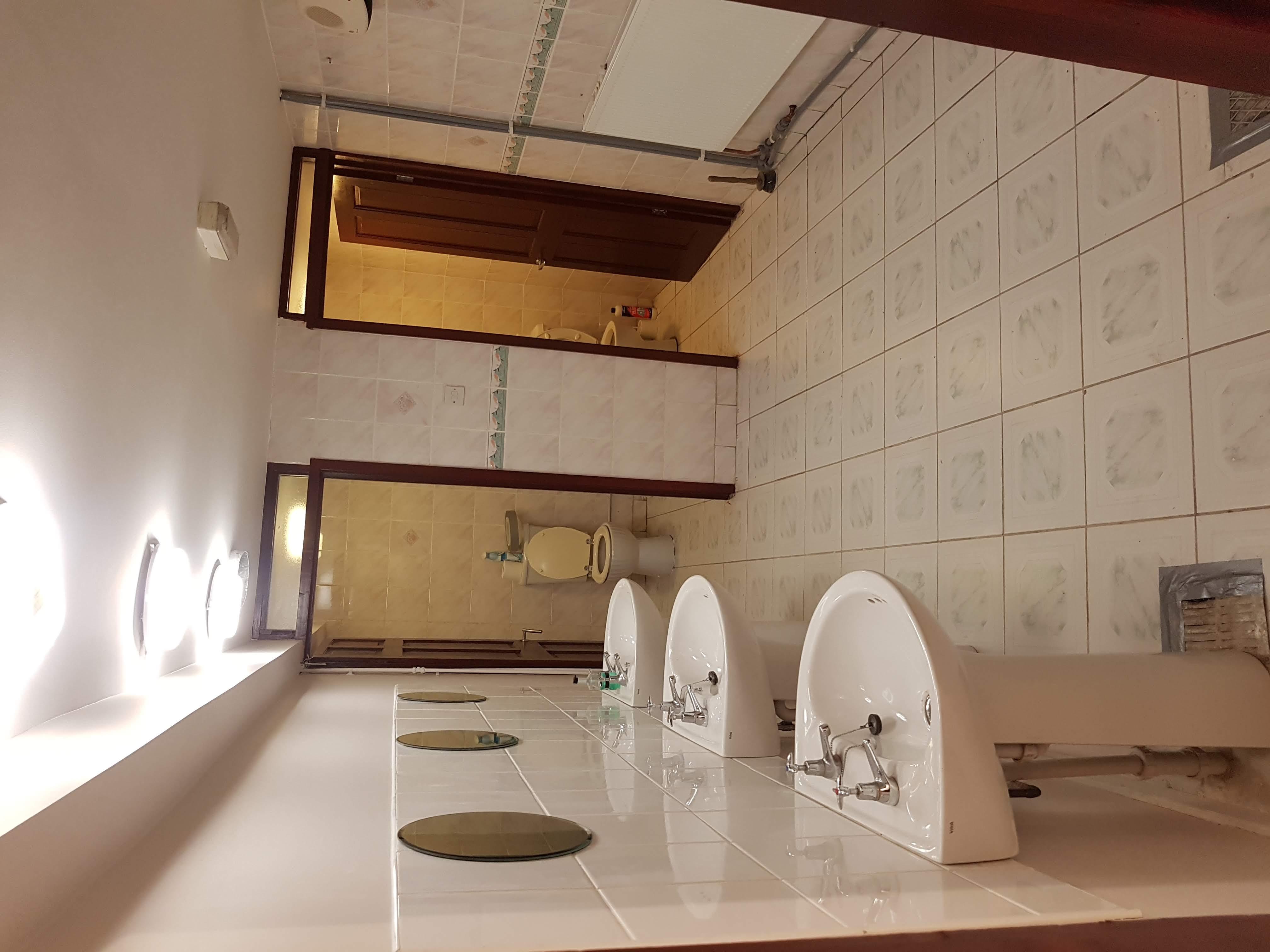 Ground Floor Hall - Women's Toilet