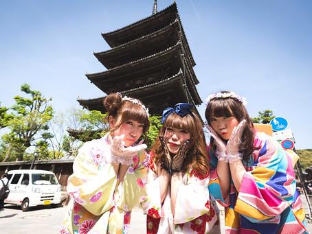 2. Kiyomizudera Temple and Tower of Yasaka