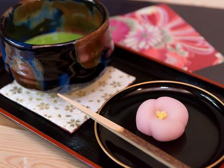 Shichijo Kanshundo's Japanese Sweet