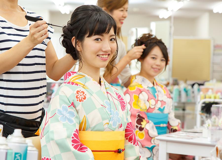 Hair-Styling&Make-up|Yumeyakata