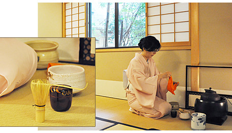 Tea Ceremony Experience at Ju-An