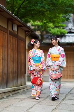 kimono kyoto murah