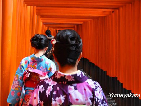 7.Visit Fushimiinari shrine