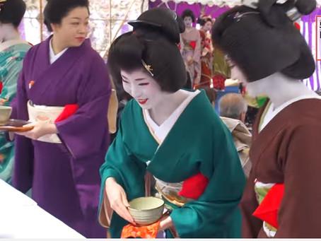 2/25 北野天満宮【梅花祭と梅花祭野点大茶湯】