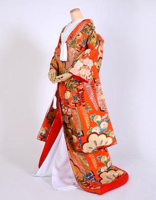 이로우치카케-橙地松藤