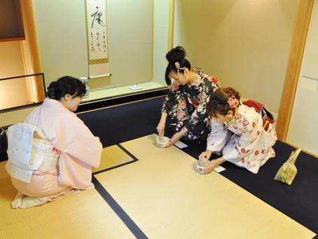 10. Tea ceremony