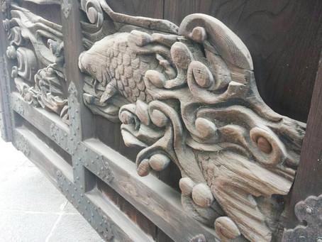 豊国(とよくに)神社で出世祈願