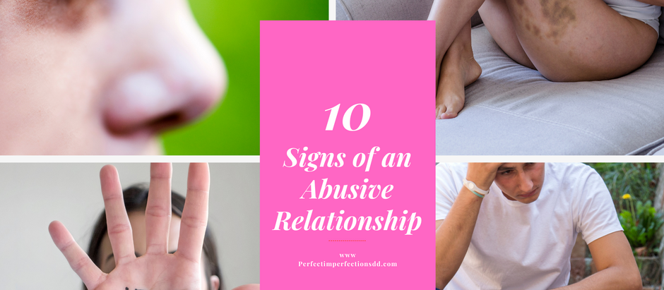 10 Signs of an Abusive Relationship and Why You Need to Get out Now.