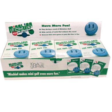 Mischief Display box-12 decks