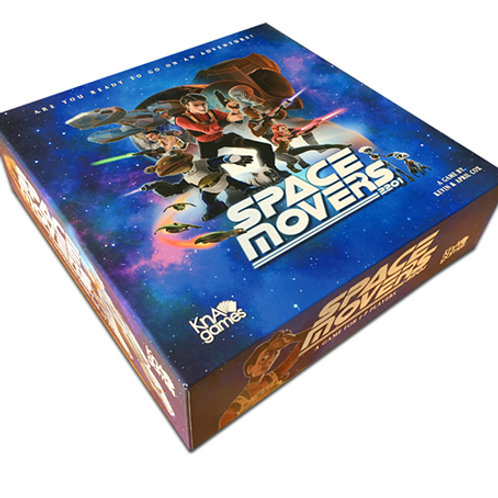 Space Movers Board Game