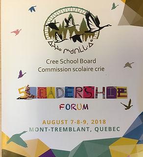Cree Leadership forum Quebec.JPG