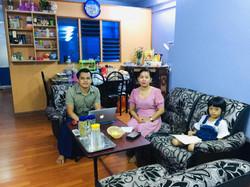 KAGLA's Service Rep in Burma