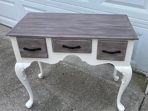 Creamy Color Combo Table/Desk/Server