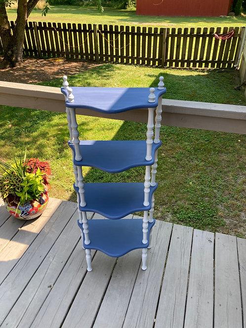 Sweet 4-tier wood shelf