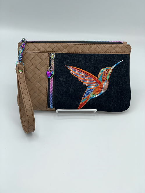 Handmade Hummingbird Pursette