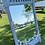 Thumbnail: Upcycled vtg wood mirror Nautical