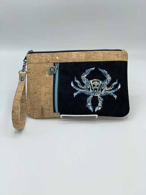 "SOLD Handmade ""crab"" Bag"