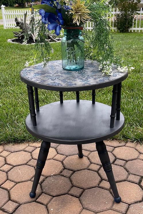 Boho-farmhouse  Vintage Maple Table