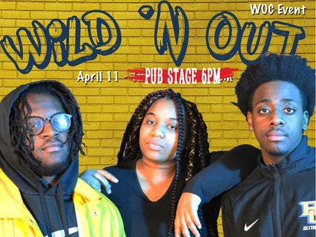 Women of Color Hosts First Ever Wild'N'Out Event at Briar Cliff